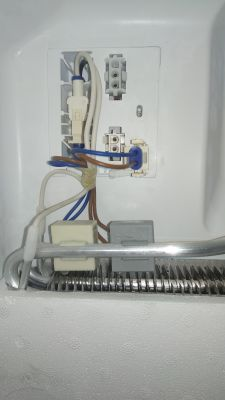 Electrolux ENN2853COW - zamrażalnik mrozi po czym temperatura rośnie do 0