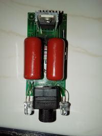 Urządzenie Darsonval - spalony potencjometr i nie tylko.