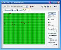 Dysk HDD WDC - uszkodzone bloki - co zrobi�?