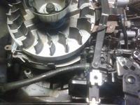 Silnik Briggs & Stratton 675 po uderzeniu o przeszkodę