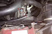 Peugeot Boxer 2.5TD \'98 - Brak wtyczki do czujnika temperatury