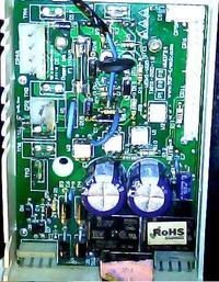 Płyta zasilająca s9 OT 110 V wpięta pod 230 V - nieustające napięcie
