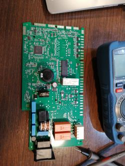 Zmywarka Bosch SMV46KX00E - błąd E:19