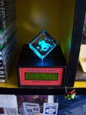 Mikrokomputer a raczej termometr z zegarem :))