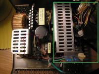 NeoTec V4202 wymiana kondensatorów na Low ESR?