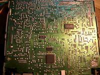CLATRONIC AR 557 CD - podłączenie sygnału z tunera