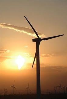 Wiatraki zaspokoją zapotrzebowanie energetyczne Chin do 2030