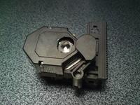 Lokalizacja uszkodzeń zespołu lasera w sprzęcie audio.