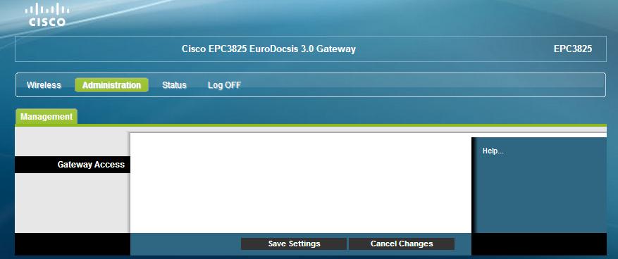 Cisco EPC3825 - Nie mogę połączyć się z wi-fi (problem z uwierzytelnieniem)