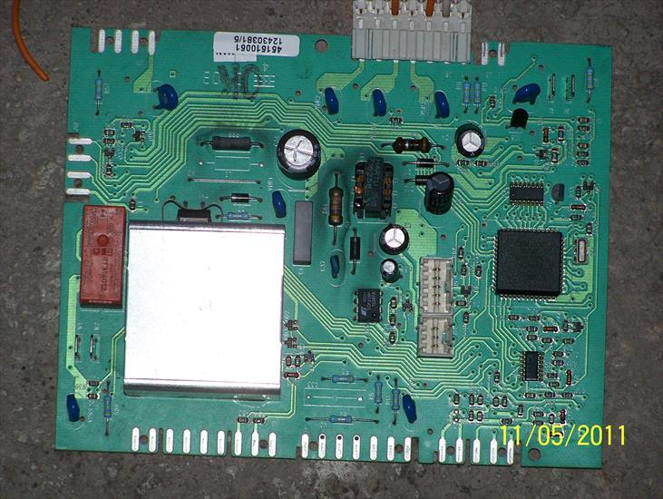 EWM2000 transformator na p�ycie T1 jakie warto�ci