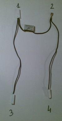Odkurzacz zelmer ELF podłączenie kabli zasilających