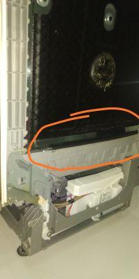 Bosch SMV53L10EU/09 - Błąd E:09 - nie grzeje wody