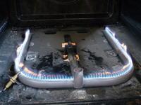 Mastercook 1300 - regulacja płomienia
