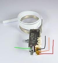 Polar CZN236 - Podpięcie termostatu