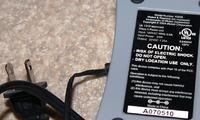 roomba 4230 - zasilacz jest na 120v bo z USA potrzebny mi transformator