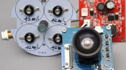 OpenNCC Nighthawk — kamera AI do rozmycia twarzy oparta na Myriad X VP