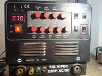 Magnum TIG Viper 220P (AC/DC) - jonizator