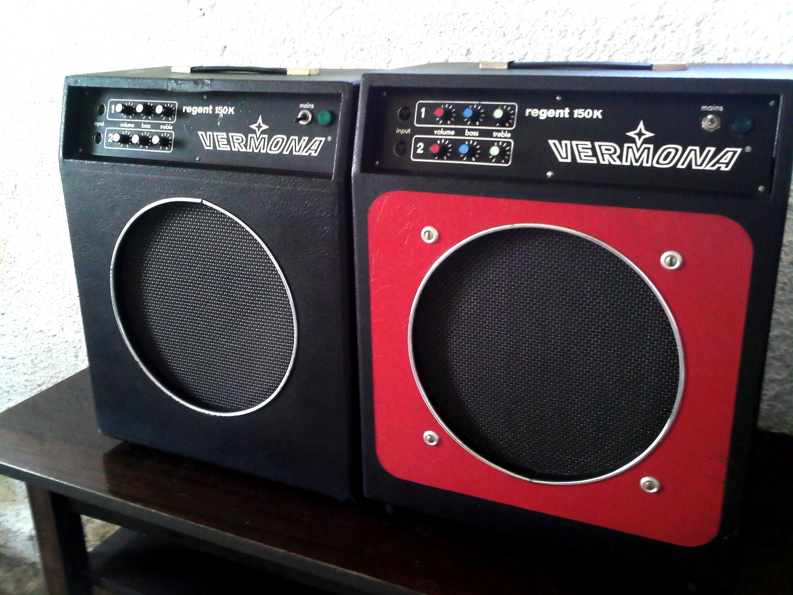 [Sprzedam] Piece gitarowe Vermona Regent 150k, PR�BKI brzmienia, przej�ci�wka!