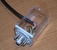 Odbiornik zdalnego sterowania do magnetofonu Akai GX-635...