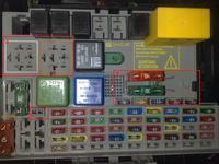 ASTRA II - szukam schematu bezpiecznik�w