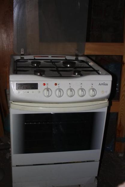 szukam instrukcji kuchenki gazowo elektrycznej KUCHENKA   -> Kuchnia Gazowa Amica Supernova