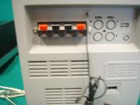 Podłączenie starej miniwieży do komputera (BEZ AUX)