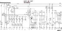 Wózek widłowy Linde H 25 - potrzebny schemat elektryczny