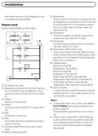 pioneer mvh-x360bt - wymiana w peugeot 307