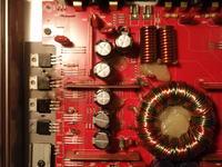 Wzmacniacz Boschmann PCH-4480LX spalił bezpiecznik, po wymianie dym ze środka
