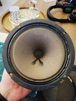 Flipper Williams System 11B - wymiana głośników