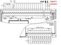 Siemens S7-1200 - Pod�aczenie ukladu do sterownika