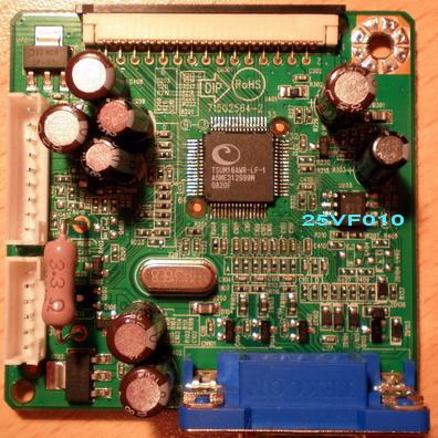 NEC LCD19WV - BK �le zarz�dza kolorami