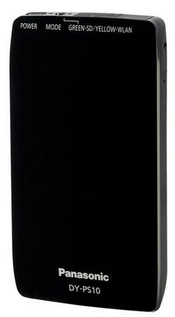 Kieszonkowy bezprzewodowy serwer multimedi�w Panasonic DY-PS10