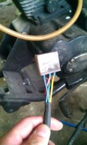 Bashan Bs200 s3 - Najprostsza elektryka jak zrobi� co potrzebne