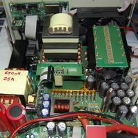 Transformator impulsowy 6kW - jak wykonac transformator