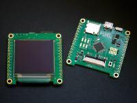 Pixel - zgodny z Arduino moduł wyświetlacza OLED z ARM Cortex-M0+