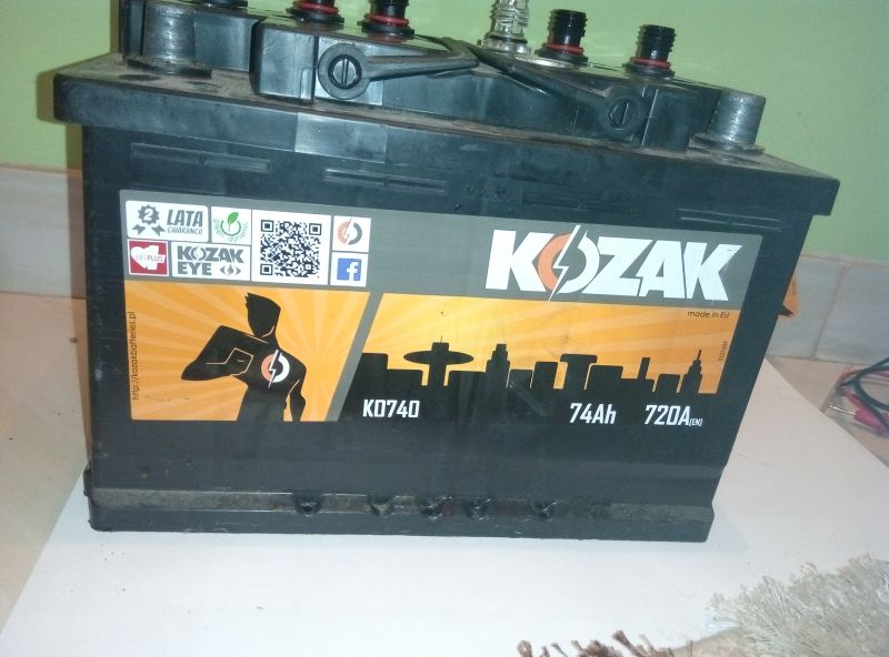Akumulator KOZAK. Czy warto?