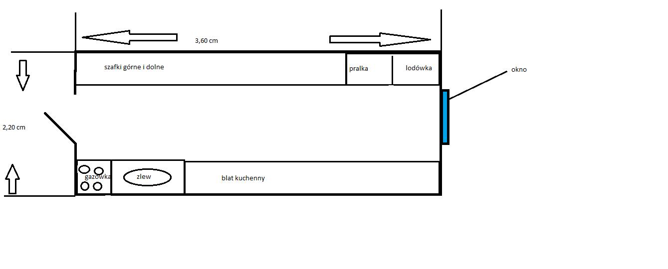Wydzielenie łazienki W Kuchni Elektrodapl