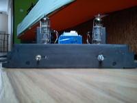 Bud�etowy wzmacniacz lampowy na PCL86. Przetwornica.