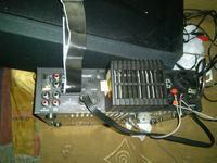 Phillips FA 455 - Podłączenie