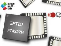 FT4222H konwerter interfejsu USB - I2C oraz USB - SPI