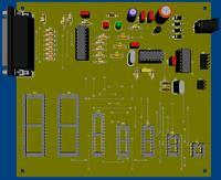 Rozbudowany programator ISP AVR (zgodny z STK200/300)