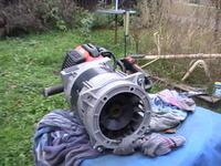 """Generator """"Honda"""" nie wzbudza się."""