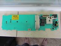 Siemens WM52800 - Pralka, grza�ka po wymianie nie dzia�a.