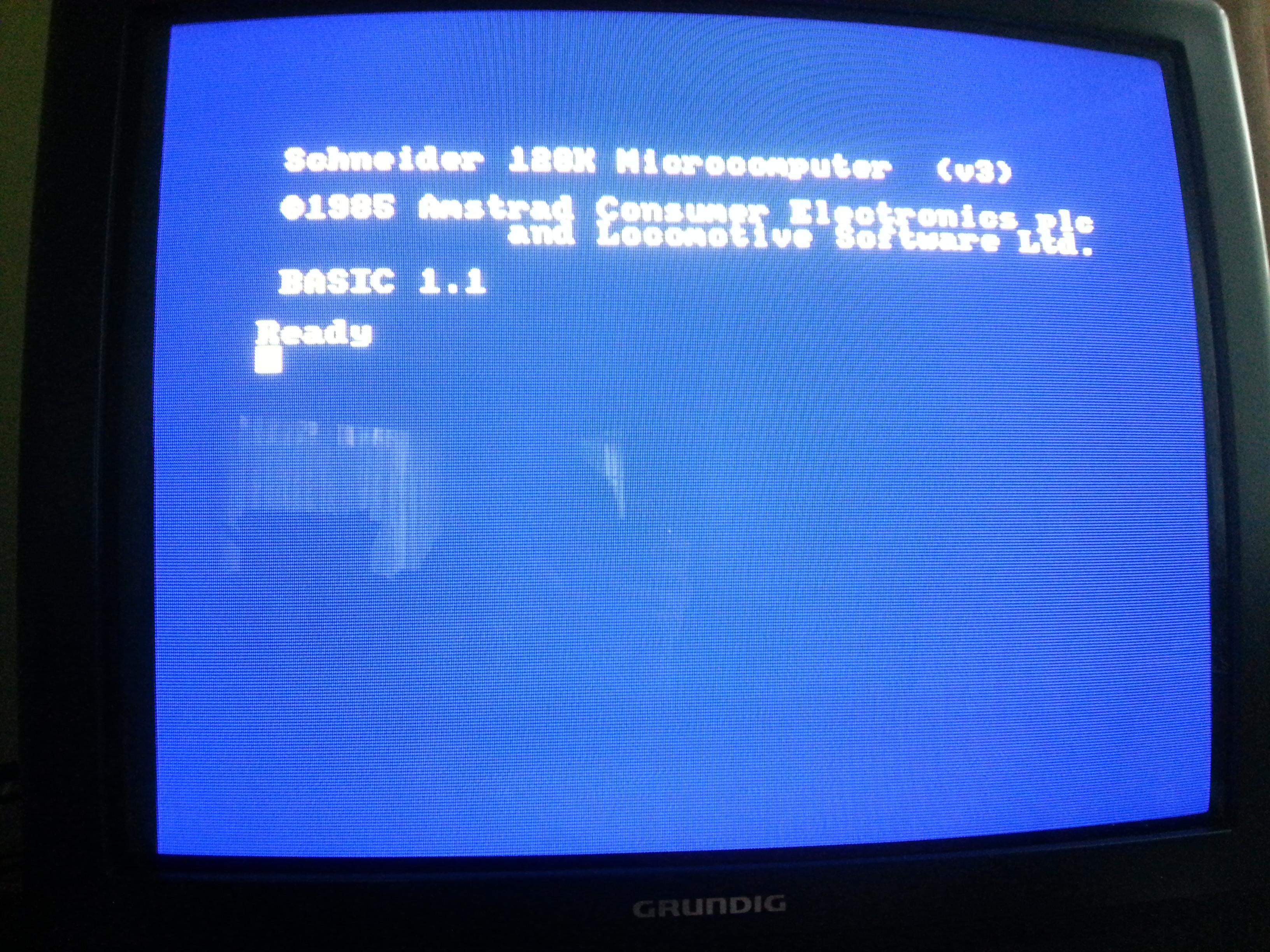 [Sprzedam] Amstrad/Schneider CPC6128 128K