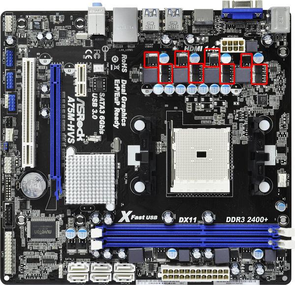 AMD A8-3850 APU with Radeon HD - Blue Screen