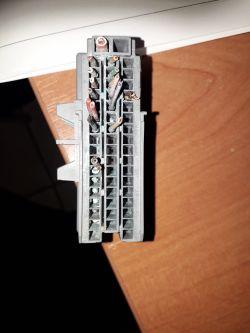 Poszukuję schematu instalacji elektrycznej do Renault Scenic II 1.6
