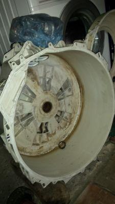 Pralka Whirlpool AWO 5320 - wymiana łożyska