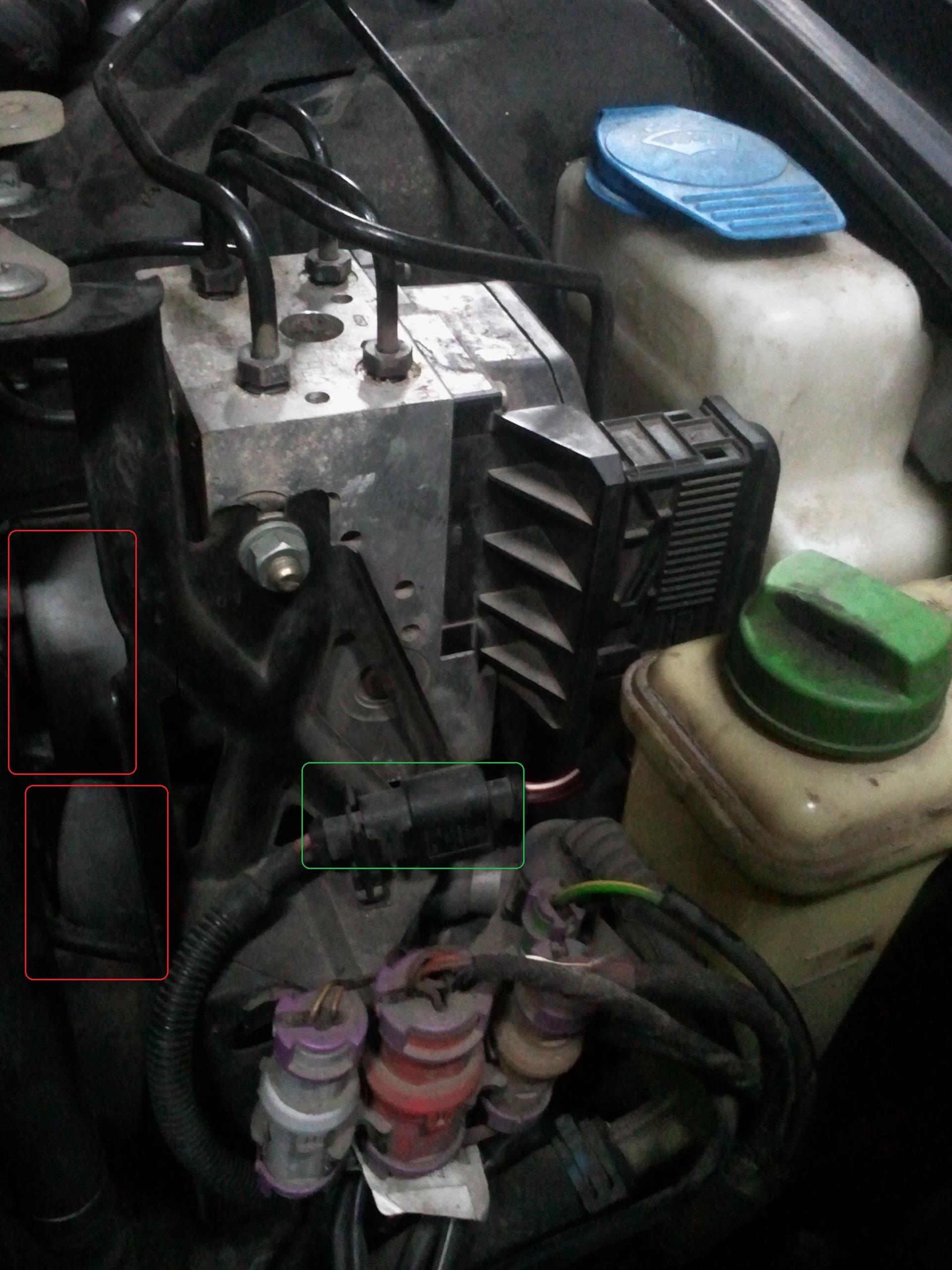 Audi A4/b5 -ABS/ESP b��d 302
