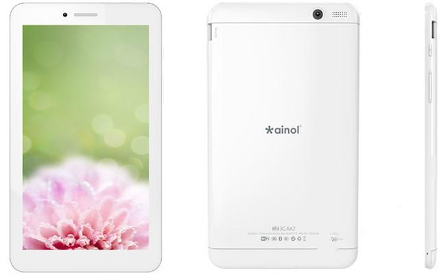 Ainol AX2 Quad-core - 7-calowy tablet z funkcj� telefonu za ok. 200PLN.